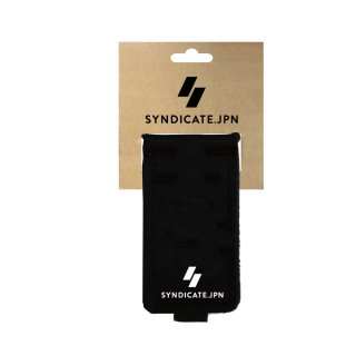 【SYNDICATE】NEOPRENE KEY CASE Black