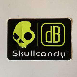 <img class='new_mark_img1' src='https://img.shop-pro.jp/img/new/icons6.gif' style='border:none;display:inline;margin:0px;padding:0px;width:auto;' />【SKULLCANDY】XL デザインステッカー!メール便可!