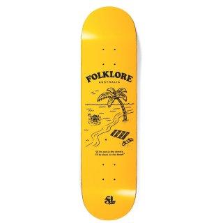 【FOLKLORE】BEACH ・ 8.25