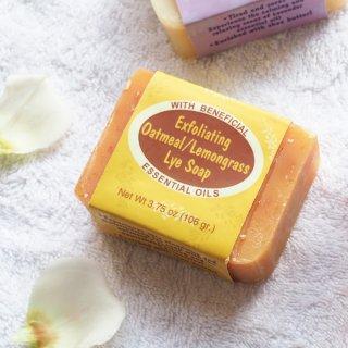 爽やかに香る、レモングラス。/ アーミッシュの手作りナチュラル石鹸(送料込み)