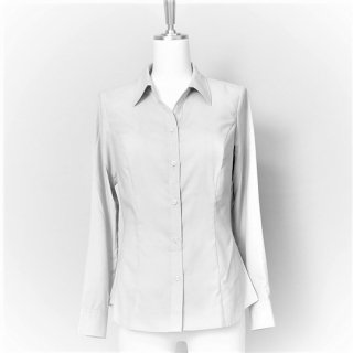 <img class='new_mark_img1' src='https://img.shop-pro.jp/img/new/icons24.gif' style='border:none;display:inline;margin:0px;padding:0px;width:auto;' />【10%OFF】Gray blouse