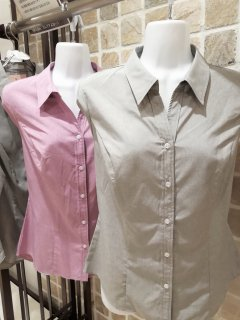 <img class='new_mark_img1' src='https://img.shop-pro.jp/img/new/icons11.gif' style='border:none;display:inline;margin:0px;padding:0px;width:auto;' />【新色】Shirt Blouse_Master-Gray2018SS-