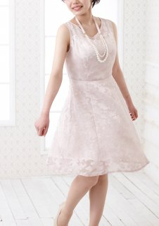 <img class='new_mark_img1' src='https://img.shop-pro.jp/img/new/icons24.gif' style='border:none;display:inline;margin:0px;padding:0px;width:auto;' />【10%OFF】series E Element's Dress-Nudy Pink-