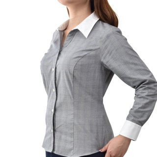 <img class='new_mark_img1' src='https://img.shop-pro.jp/img/new/icons20.gif' style='border:none;display:inline;margin:0px;padding:0px;width:auto;' />【30%OFF】Gray cleric shirt