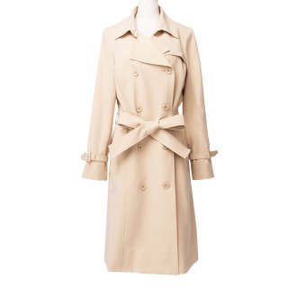 <img class='new_mark_img1' src='https://img.shop-pro.jp/img/new/icons11.gif' style='border:none;display:inline;margin:0px;padding:0px;width:auto;' />Trench Coat -Beige-