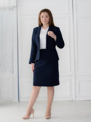 <img class='new_mark_img1' src='https://img.shop-pro.jp/img/new/icons11.gif' style='border:none;display:inline;margin:0px;padding:0px;width:auto;' />Suit Jacket -Navy-