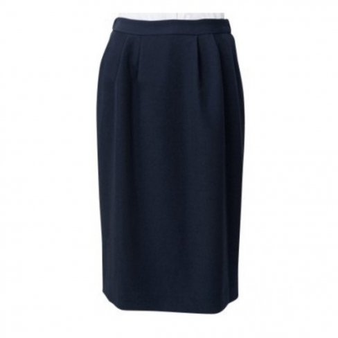 <img class='new_mark_img1' src='https://img.shop-pro.jp/img/new/icons1.gif' style='border:none;display:inline;margin:0px;padding:0px;width:auto;' />Suit Skirt -Navy-