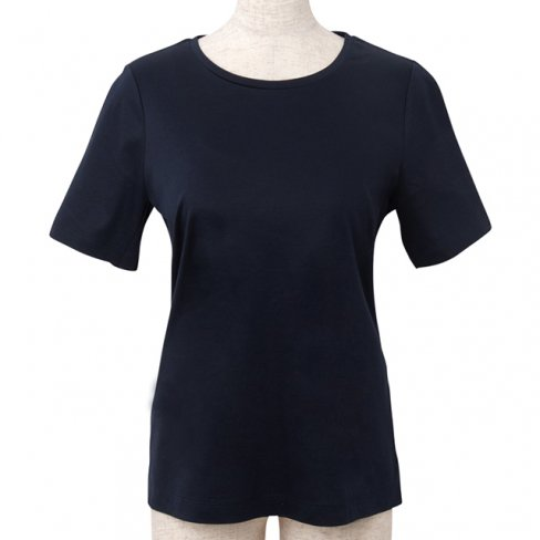 <img class='new_mark_img1' src='https://img.shop-pro.jp/img/new/icons11.gif' style='border:none;display:inline;margin:0px;padding:0px;width:auto;' />T-shirt Round neck -Navy-