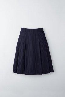 HCS3602【ピエ】キテミテ体感ソフトプリーツスカート(らくらくウエスト)