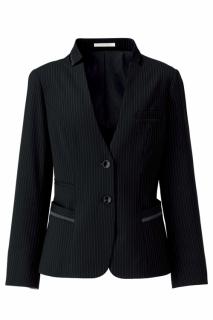 【ボンオフィス2019春夏新作・B9102シリーズ】BCJ0709 ジャケット【春夏・ストレッチ・清涼素材・エコ商品・ホームクリーニング】