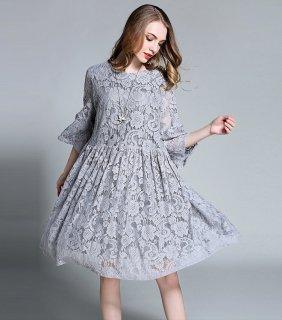 L~5L 大きいサイズあり結婚式ドレス 成人式ドレス 謝恩会ドレス 二次会ドレス