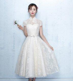 結婚式ワンピース  二次会ドレス 謝恩会ドレス 成人式ドレス