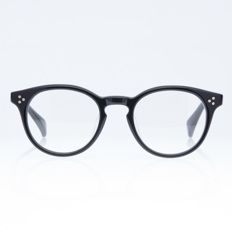 <img class='new_mark_img1' src='//img.shop-pro.jp/img/new/icons8.gif' style='border:none;display:inline;margin:0px;padding:0px;width:auto;' />[eito maw eyewear] エイト マウ アイウェア 003 (BLACK/ CLEAR)