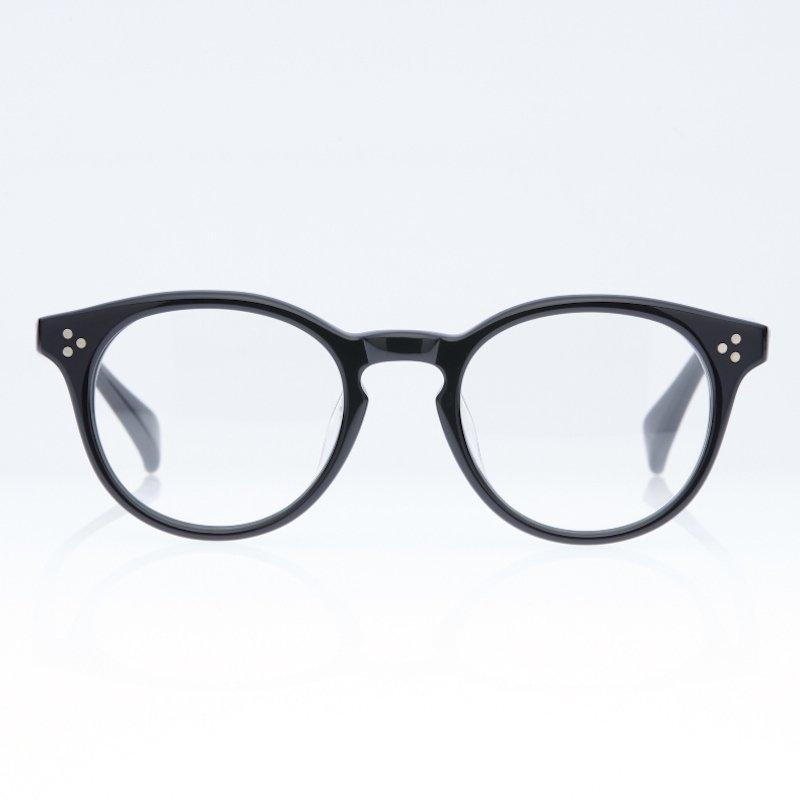 <img class='new_mark_img1' src='https://img.shop-pro.jp/img/new/icons8.gif' style='border:none;display:inline;margin:0px;padding:0px;width:auto;' />[eito maw eyewear] エイト マウ アイウェア 003 (BLACK/ CLEAR)