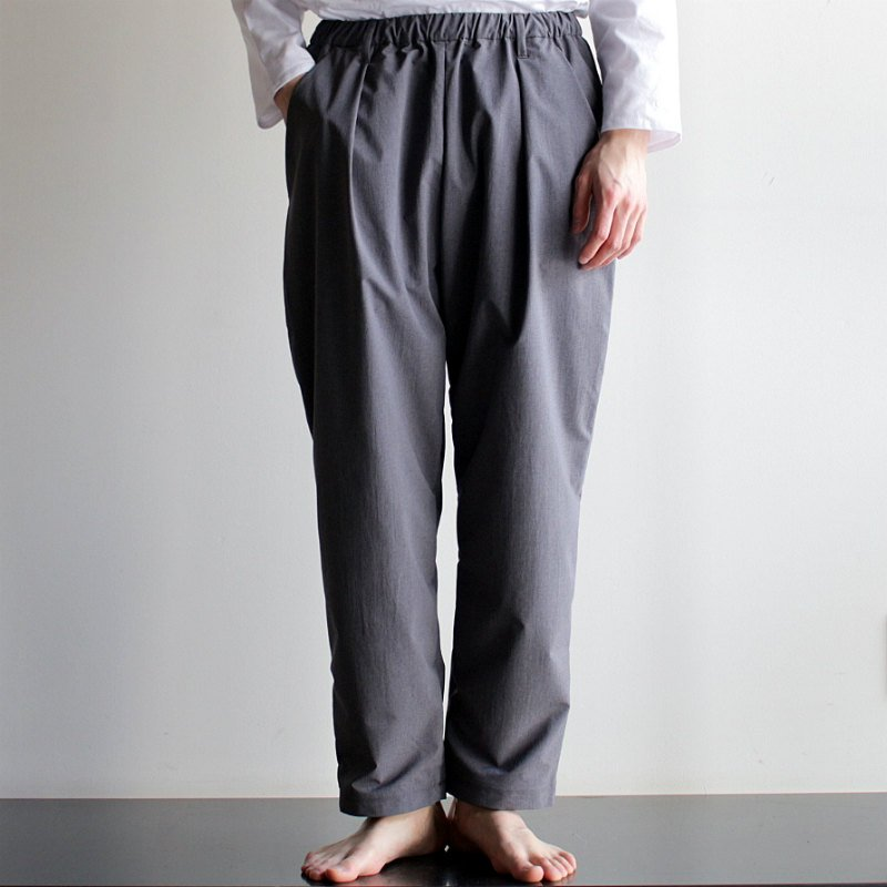 <img class='new_mark_img1' src='//img.shop-pro.jp/img/new/icons8.gif' style='border:none;display:inline;margin:0px;padding:0px;width:auto;' />[TEATORA] テアトラ WALLET PANTS RESORT packable wi-fi (Silver Gray)