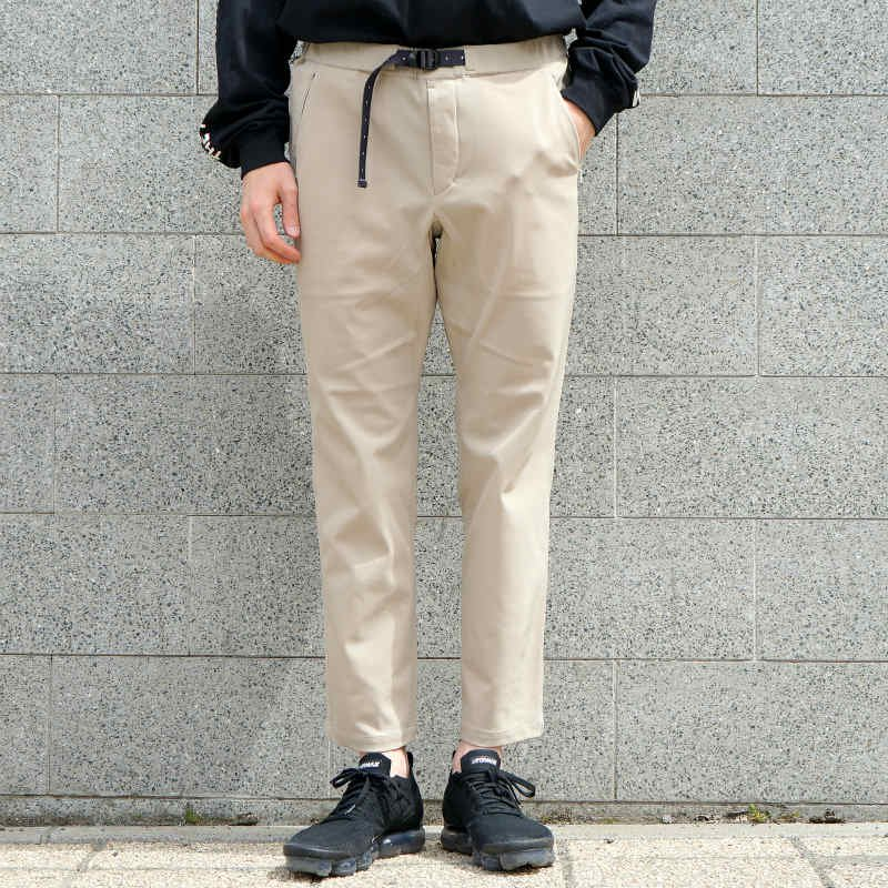 <img class='new_mark_img1' src='//img.shop-pro.jp/img/new/icons56.gif' style='border:none;display:inline;margin:0px;padding:0px;width:auto;' />[O-] オー Narrow Easy Pants (Beige)