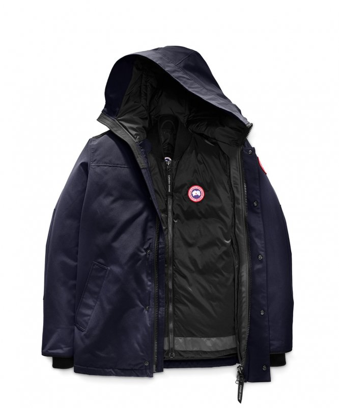 <img class='new_mark_img1' src='//img.shop-pro.jp/img/new/icons50.gif' style='border:none;display:inline;margin:0px;padding:0px;width:auto;' />[CANADA GOOSE] カナダグース  GARIBALDI PARKA 5817M (INDIGO)