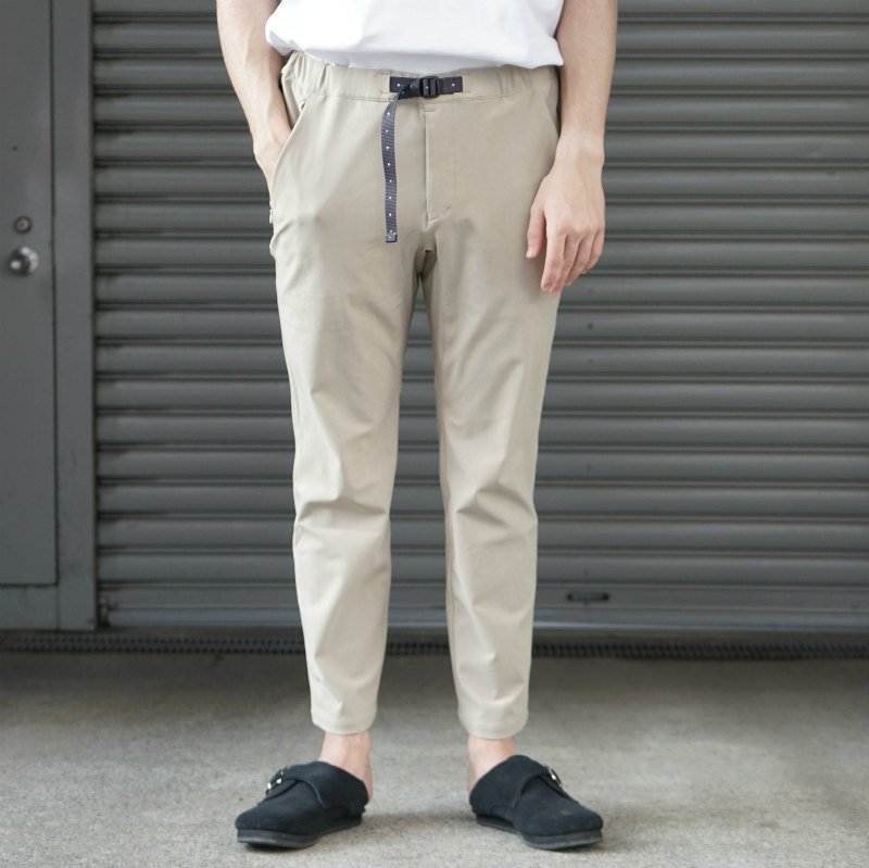 <img class='new_mark_img1' src='https://img.shop-pro.jp/img/new/icons56.gif' style='border:none;display:inline;margin:0px;padding:0px;width:auto;' />[O-] オー Narrow Easy Pants (BEIGE)