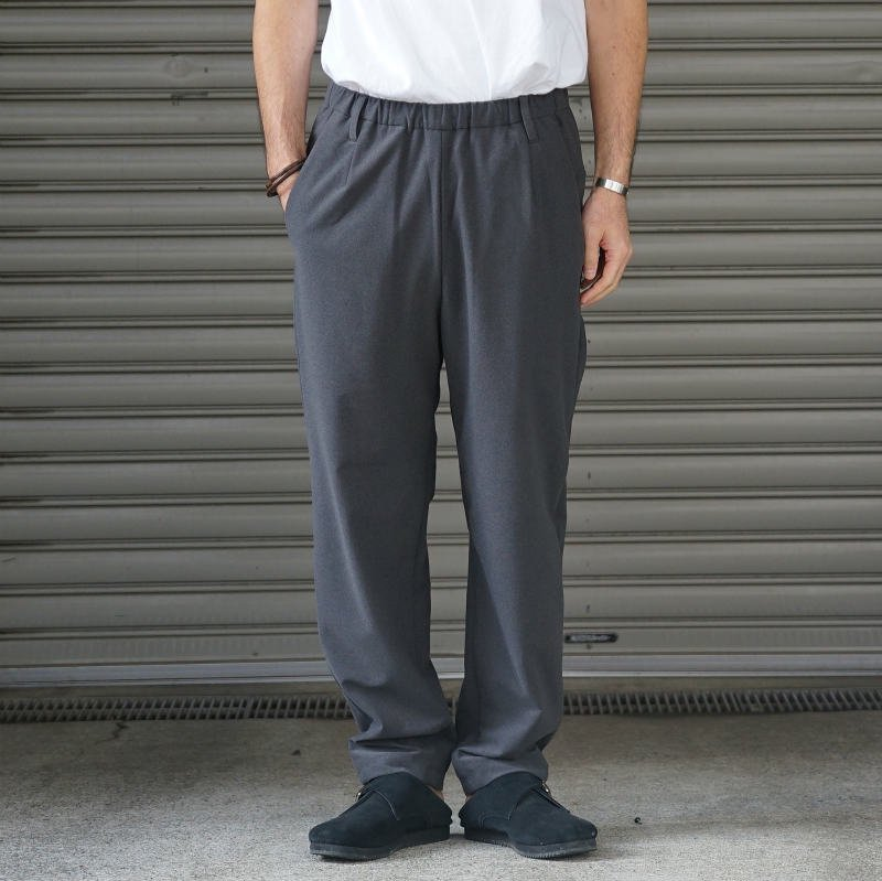 <img class='new_mark_img1' src='https://img.shop-pro.jp/img/new/icons8.gif' style='border:none;display:inline;margin:0px;padding:0px;width:auto;' />[TEATORA] テアトラ Wallet Pants  - roomkey - (GRAY)