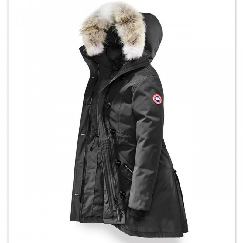 <img class='new_mark_img1' src='https://img.shop-pro.jp/img/new/icons50.gif' style='border:none;display:inline;margin:0px;padding:0px;width:auto;' />[CANADA GOOSE] カナダグース ROSSCLAIR PARKA FF 2580LA (D/GRAY)