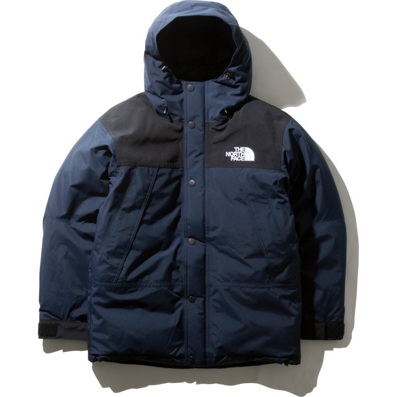<img class='new_mark_img1' src='https://img.shop-pro.jp/img/new/icons50.gif' style='border:none;display:inline;margin:0px;padding:0px;width:auto;' />[THE NORTH FACE]  ザ・ノース・フェイス Mountain Down Jacket マウンテンダウンジャケット (ユニセックス) ND91930 (K.NT.UN)