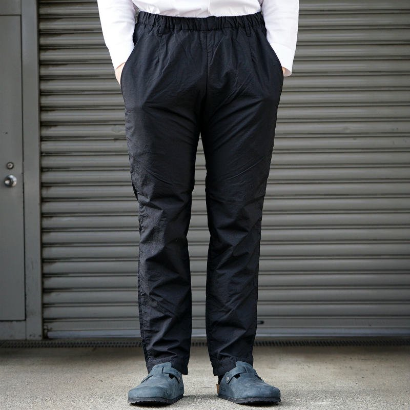 <img class='new_mark_img1' src='https://img.shop-pro.jp/img/new/icons8.gif' style='border:none;display:inline;margin:0px;padding:0px;width:auto;' />[TEATORA] テアトラ Wallet Pants Office - Packable - (BLACK)