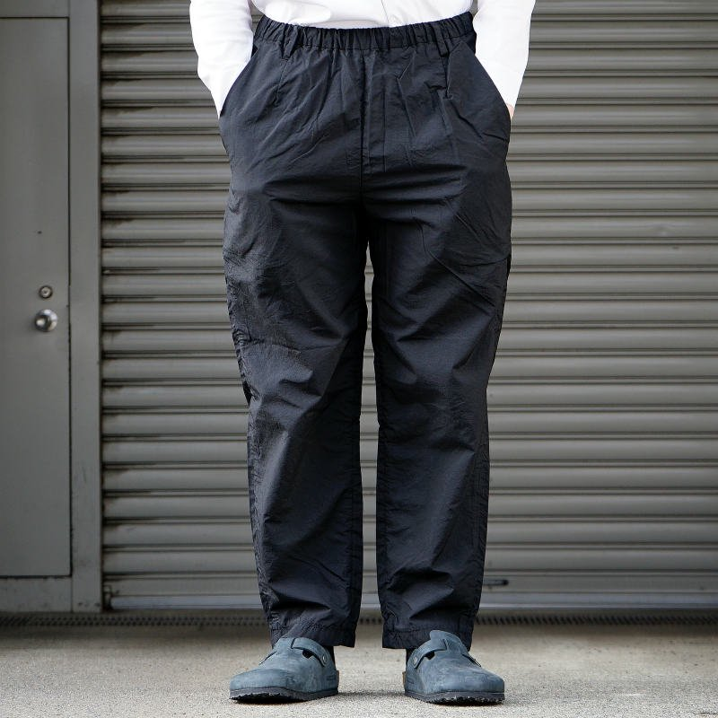 <img class='new_mark_img1' src='https://img.shop-pro.jp/img/new/icons8.gif' style='border:none;display:inline;margin:0px;padding:0px;width:auto;' />[TEATORA] テアトラ Wallet Pants  -Packable - (BLACK)