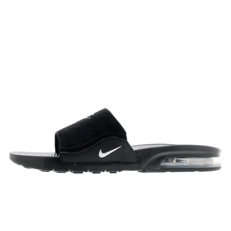 <img class='new_mark_img1' src='https://img.shop-pro.jp/img/new/icons8.gif' style='border:none;display:inline;margin:0px;padding:0px;width:auto;' /> [NIKE] AIR MAX CAMDEN SLIDE BQ4626-003 (BLACK/WHITE)
