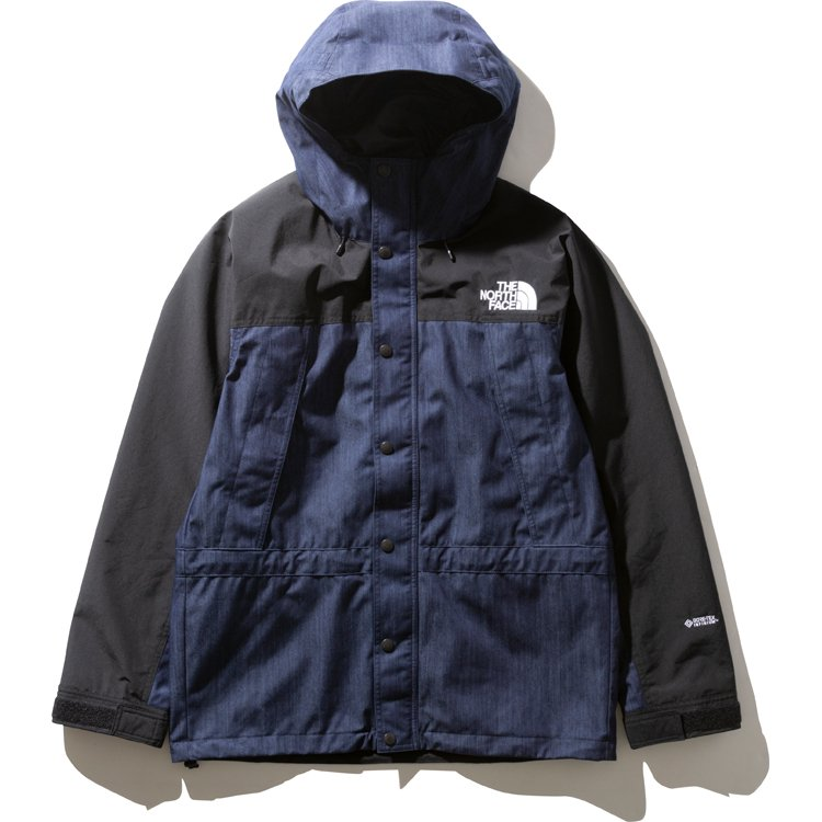 <img class='new_mark_img1' src='https://img.shop-pro.jp/img/new/icons50.gif' style='border:none;display:inline;margin:0px;padding:0px;width:auto;' />[THE NORTH FACE]  Mountain Light Denim Jacket NP12032 (WP)