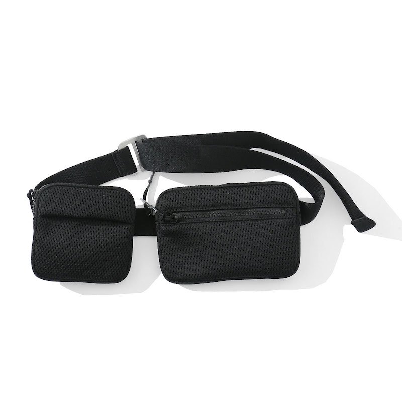 <img class='new_mark_img1' src='https://img.shop-pro.jp/img/new/icons24.gif' style='border:none;display:inline;margin:0px;padding:0px;width:auto;' />[SALE][I] アイ WAIST PACK (BLACK) 201-20904
