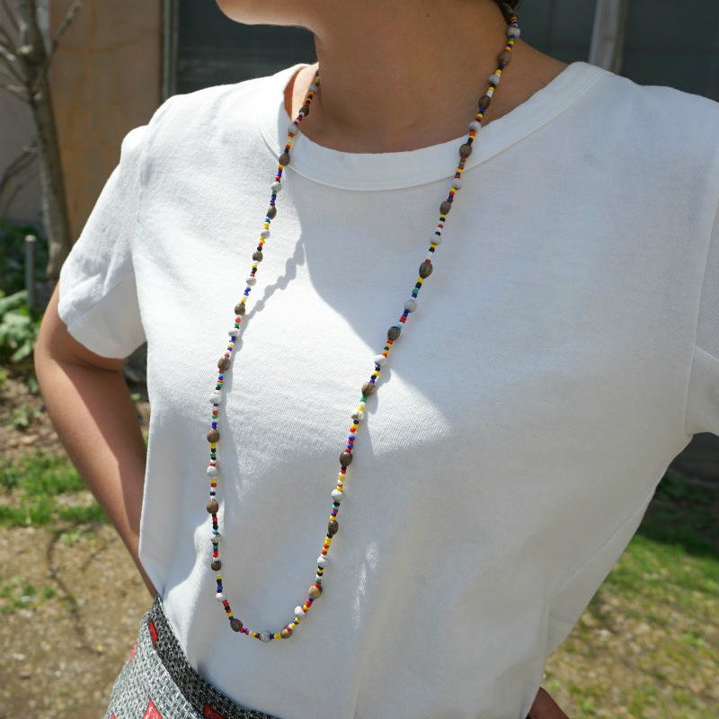 <img class='new_mark_img1' src='https://img.shop-pro.jp/img/new/icons6.gif' style='border:none;display:inline;margin:0px;padding:0px;width:auto;' />[MaW VINTAGE] Multi Long Necklace
