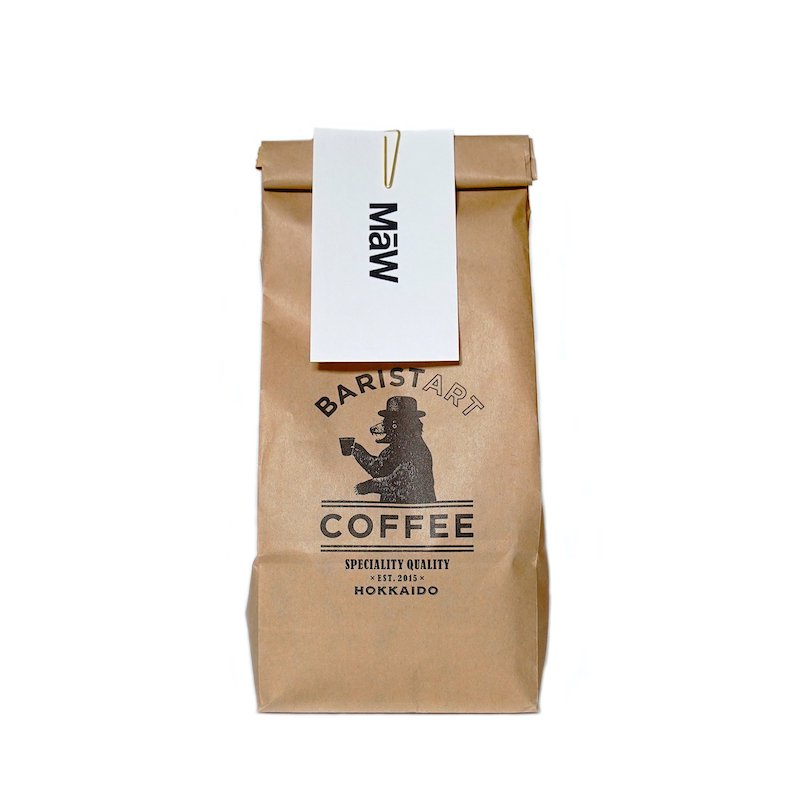 <img class='new_mark_img1' src='https://img.shop-pro.jp/img/new/icons50.gif' style='border:none;display:inline;margin:0px;padding:0px;width:auto;' />[BARISTART COFFEE for MaW ]  Roasted Coffee (MaW深煎りブレンド)
