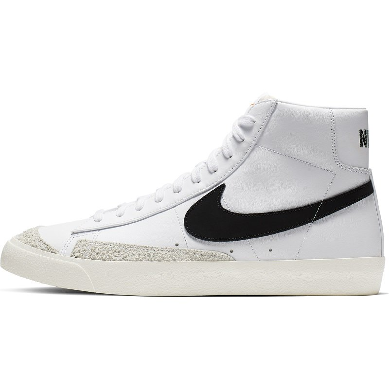 <img class='new_mark_img1' src='https://img.shop-pro.jp/img/new/icons8.gif' style='border:none;display:inline;margin:0px;padding:0px;width:auto;' /> [NIKE] ナイキ BLAZER MID 77 VINTAGE BQ6806-100