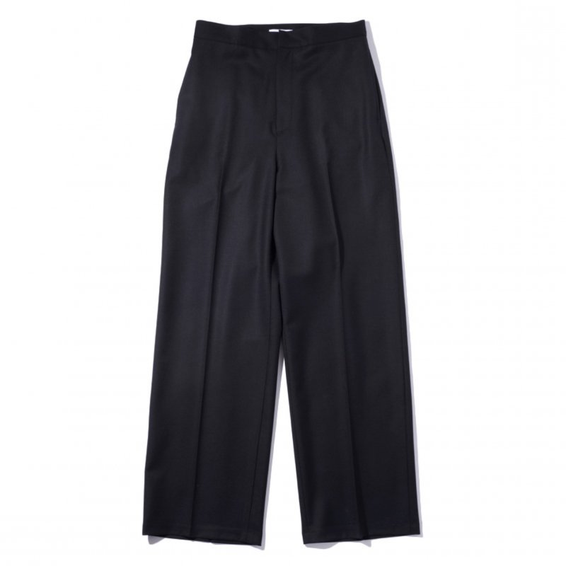 <img class='new_mark_img1' src='https://img.shop-pro.jp/img/new/icons8.gif' style='border:none;display:inline;margin:0px;padding:0px;width:auto;' />[MY] マイ STRAIGHT PANTS (BLACK・BEIGE) 203-61506
