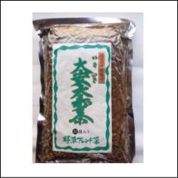 大安天寿茶  黒  22 ブレンド 500g