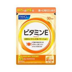 ファンケル ビタミンE ナチュラルミックス 60粒×3袋