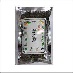 アリス 国産 かき茶(柿の葉)   60g
