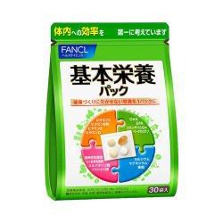 ファンケル 基本栄養パック 30袋×3