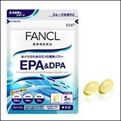 ファンケル EPA&DPA 150粒