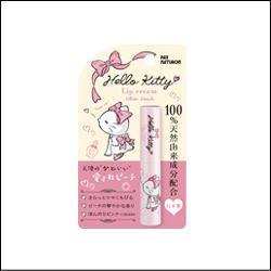パックス Hello Kitty リップクリーム ホワイトピーチ
