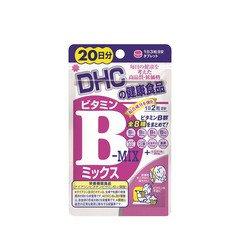 DHC ビタミンBミックス  20日分×10袋