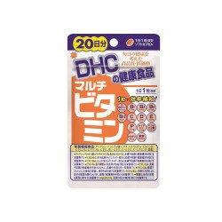 DHC マルチビタミン  20日分×10袋