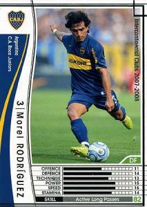 WCCF[0708-006DF]モレル・ロドリゲス