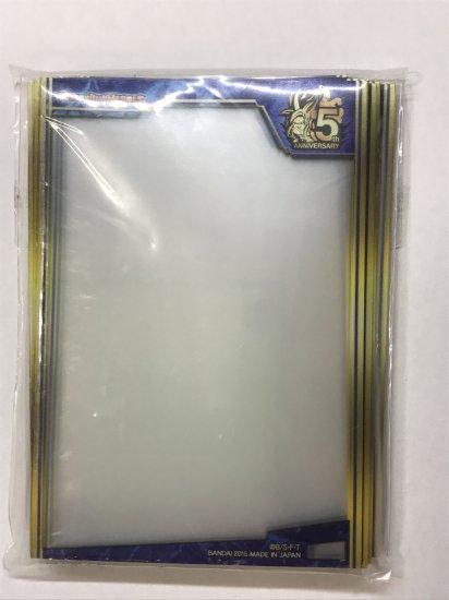 [新品]9ポケットバインダーセット~激闘の超神戦士~付属のオリジナルカードスリーブ (30枚入り)