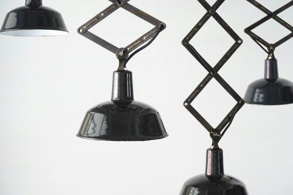 SCISSOR PENDANT LAMP