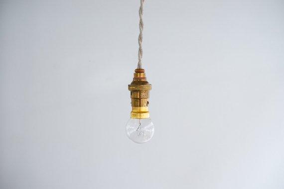 BRASS LAMP-B