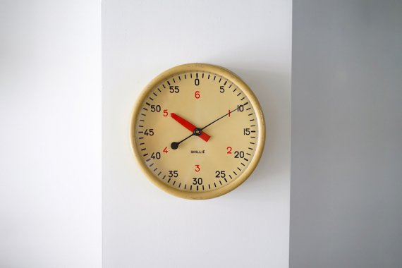 BRILLIE TIMER CLOCK
