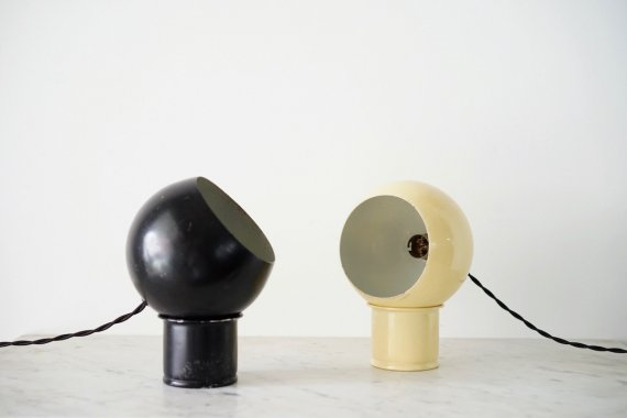 BOWL LAMP 2set