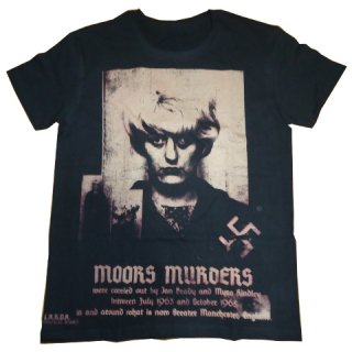 MOOR MURDERS (ムーア殺人事件) T-shirts/ short sleeve