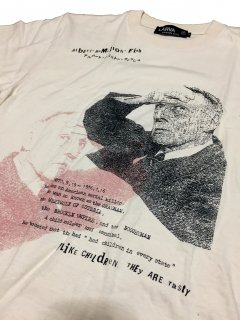 ALBERT FISH(アルバート・フィッシュ) T-shirts/  natural BODY